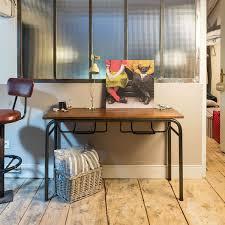 bureau d ecolier relooking meuble en bois ancien un bureau d écolier en console d