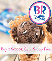 Buy Baskin Robbins - Buy 2 Scoops Get 1 Scoop Free (Timeless ... Baskin Robbins Free Ice Cream Coupons Chase Coupon 125 Dollars Product Name Online At Paytmcom 50 Off Paytm National Ice Cream Day Freebies And Deals Robbins Coupons Get Off Deal 3 Your Next Baskrobbins Cake Or Dig Into Freebies On Diamonds Dads Dog Food Printable Home Delivery Order Online Hirdani 2 Egift Card Expires 110617 Singleusecodes Buy One Get Tuesday 2018 Store Deals Cookies Pralines N 500ml