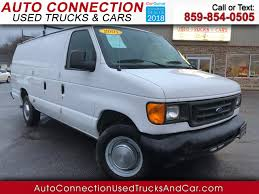 100 2005 Ford Trucks Listing ALL Cars FORD ECONOLINE E250 COMMERCIAL