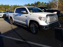 Pre-Owned 2014 Toyota Tundra 4WD Truck Limited CrewMax In ...