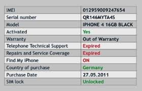 FREE iPhone UNLOCK and network carrier check via IMEI Phones 15
