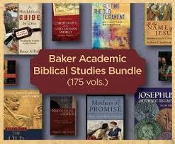 Baker Academic Biblical Studies Bundle 175 Vols