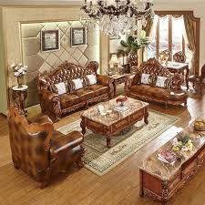 europäische antike luxus wohnzimmer möbel sets chaise sofa set designs