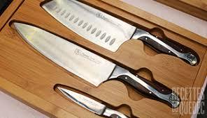 meilleur couteau de cuisine les meilleurs couteaux de cuisine pour le bbq recettes du québec