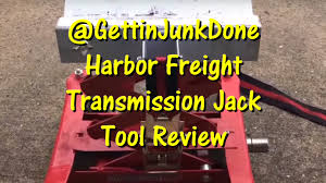 Northern Tool Floor Jack by A Must Have Tool Harbor Freight Transmission Jack Gettinjunkdone