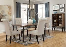 Tripton Rectangular Dining Table W 4 Side ChairsSignature Design By Ashley