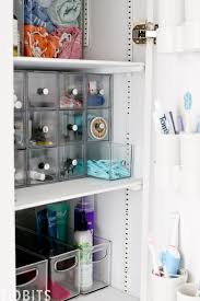 Tiny Home And RV Bathroom Organization - Tidbits Cathey With An E Saturdays Seven Bathroom Organization And Storage Small Ideas The Country Chic Cottage 20 Best Organizers To Try Small Bathroom Organization Ideas Visiontotalco 12 15 Why Choosing Trend Home Daily 11 Fantastic Organizing A Cultivated Nest New Ladder Shelf Youtube 28 Images 53 48 Inch Double Weathered Fox