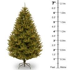 Artificial Prelit Christmas Trees Artificial Trees Lit Click To