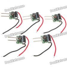 3w 3 led power drivers for mr16 l light 12v 5pcs free