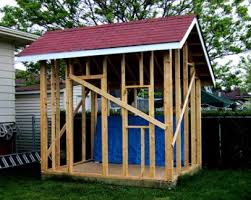 Saltbox Shed Plans 12x16 by Shed Blueprints Backyard Shed Plans Saltbox Roof Style Shed