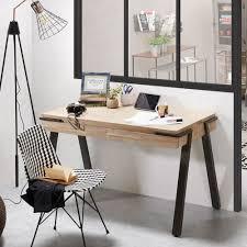 bureau design bureau metal industriel gallery of bureau industriel en bois et