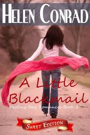 A Little Blackmail By Helen Conrad