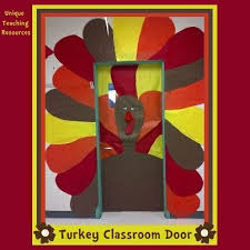Kindergarten Thanksgiving Door Decorations by 20 Best Bulletin Board Ideas Thanksgiving Images On Pinterest