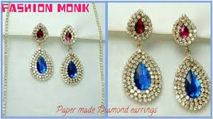 How To Make Designer Earrings |How To Make Paper Earrings | DIY ... How To Make Pearl Bridal Necklace With Silk Thread Jhumkas Quiled Paper Jhumka Indian Earrings Diy 36 Fun Jewelry Ideas Projects For Teens To Make Pearls Designer Jewellery Simple Yet Elegant Saree Kuchu Design At Home How Designer Earrings Home Simple And Double Coloured 3 Step Jhumkas In A Very Easy Silk Earring Bridal Art Creativity 128 Jhumka Multi Coloured Pom Poms Earring Making Jewellery Owl Holder Diy Frame With
