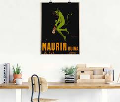 artland wandbild maurin quina um 1922 schilder 1 st in vielen größen produktarten leinwandbild poster wandaufkleber wandtattoo auch für