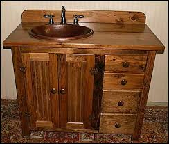 Photos Of Primitive Bathrooms by Country Bathroom Vanities Country Bathroom Vanities Pinterest