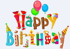 Latest Animated Happy Birthday Clipart Free Download