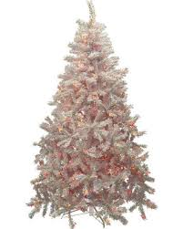 75 Pre Lit Cedar Pine Artificial Christmas Tree Multi