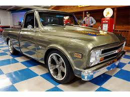 1968 GMC Pickup For Sale | ClassicCars.com | CC-1081548 Loughmiller Motors 1955 Second Series Chevygmc Pickup Truck Brothers Classic Parts 1968 Gmc 12 Ton For Sale Classiccarscom Cc1048388 Post Your Orange Trucks The 1947 Present Chevrolet Assembling Painted Restored 68 Doug Jenkins Garage 71968 Grille Bumper Upgrades Hot Rod Network 4x4 681991 K5 Blazer Jimmy Bumpers Armor Chassis Unlimited My Bagged Gmc Update Youtube Accuair On Scott Lawrences 69 C10 1500 Cc1050933 Ck 10 Cc1045661