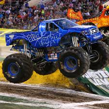 Blue Thunder | Monster Trucks Wiki | FANDOM Powered By Wikia