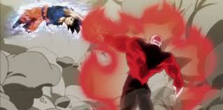 In The Latest Dragon Ball Super Episode Jirens Wish Was Brought Into Light For First Time Anime Goku Asked Jiren What He Wanted