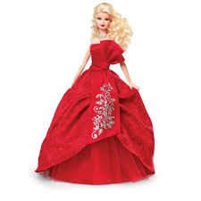 Barbie Collector 2012 Holiday Doll Mattel Very Popular Item For