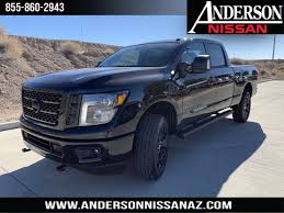 100 Nissan Titan Diesel Truck New 2019 XD SV 4D Crew Cab In 10366 Anderson Auto Group
