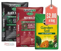 Mulch and Garden Soil Just $2 a Bag