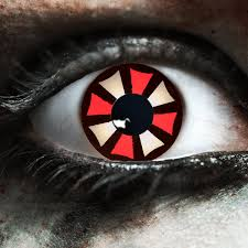 Theatrical Contacts Prescription by Resident Evil Fx Contact Lenses U2013 Zombie Lens