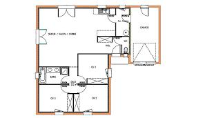 plan maison 90m2 plain pied 3 chambres plan maison plain pied 90m2 3 chambres systembase co scarr co