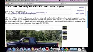 Craigslist Columbia Missouri Used Trucks, Cars And Vans - For Sale ...