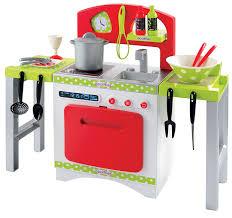 cuisine hello ecoiffier ecoiffier gourmet kitchen playset multi colour amazon co uk
