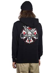 Buy Independent Thrasher Pentagram Cross Hoodie Online At Blue ... Ipdent Trucks Eric Dressen Dagger Zip Up Skateboard Hoodie Navy Buy Truck Co Zip Online At Bluematocom Fourstar X Anti Hero Thumbs Up Black Skate Pharm Cature Collab Pure Board Shop Bar Cross Hooded Sweatshirt Dark Heather Remix Casuals 2 Color Tc Black Free Shipping Barcross Ls Tshirt Baker Brand Logo Large White Colours Pullover Grey Men 159067 Colors Ls Raglan Hoody Delivery Options
