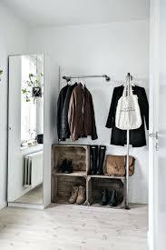 Closet Coat Storage Ideas Super Creative