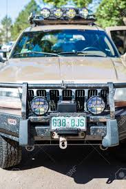 Denver, Colorado, USA-July 7, 2016. Custom Built Off Road Truck ... Hardman Tuning Arb Roof Rack Toyota Hilux 2011 Online Shop Custom Built Off Road Truck With Steel Roof Rack And Bumpers Stock Toyota 4runner 4th Genstealth Rack Multilight Setup No Sunroof Lfd Ruggized Crossbar 5th Gen 34 4runner Side Rails Only 50 Inch 288w Led Bar Off Fj Ford Chevy F150 Rubicon Surco Safari In X W 5 Stanchion Lod Offroad Jrr0741 Easy Access Sliding Fit 0512 Nissan Pathfinder Black Alinum Cross Top Series 9299 Suburban Offroad Racks Denver Colorado Usajuly 7 2016