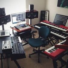 This Is A Great Example Of Professional Studio That You Can Have