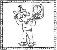 New Year S Eve Coloring Pages Tip Junkie