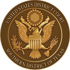 United States District Court For The Southern District Of Texas