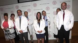white coat ceremony incoming class of 2017 youtube