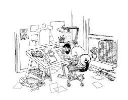 Phil McAndrew Illustrations Comics