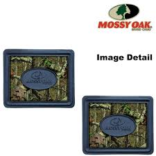 auto accessories interior combo kit gift set 11pc mossy oak