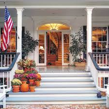 Graceful Stoops Entry Steps Old House Journal Magazine