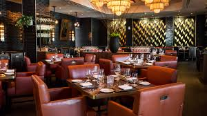 Buckhead Atlantas Newest Steakhouse And Rooftop Bar Duo Fit Well Into That Shopping Developments Upscale Atmosphere The First Second Floors Of