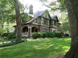 Cabin Style Homes Colors Tudor Style Storybook House Of The Early To Mid 1900 U0027s The