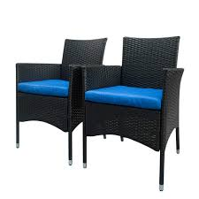 Amazon.com - Aksop 2PCS Rattan Dining Chairs Wicker Dining Chairs ... Modway Endeavor Outdoor Patio Wicker Rattan Ding Armchair Hospality Kenya Chair In Black Desk Chairs Byron Setting Aura Fniture Excellent For Any Rooms Bar Harbor Arm Model Bhscwa From Spice Island Kubu Set Of 2 Hot Item Hotel Home Office Modern Garden J5881 Dark Leg