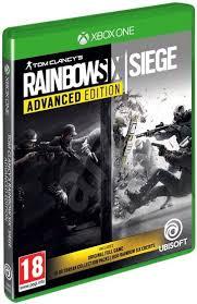 siege xbox one tom clancys rainbow six siege advanced edition xbox one