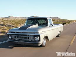 You Asked, We Answered - Issue 3 Photo & Image Gallery 1963 Ford F100 Youtube For Sale On Classiccarscom Hot Rod Network Stock Step Side Pickup Ideas Pinterest F250 Truck 488cube Blown Ford Truck Street Machine To 1965 Feature 44 Classic Rollections Classics Autotrader
