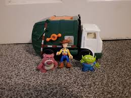 Toy Story Dump Truck With Figures   In Hucclecote, Gloucestershire ...
