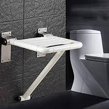 badezimmer faltbare dusche sitz stuhl folding badesitz wand