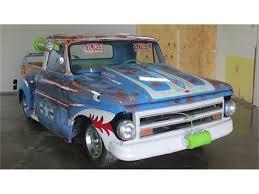 100 Rat Rod Trucks For Sale 1966 Chevrolet Stepside Pickup For ClassicCarscom